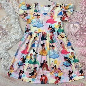 Other - Boutique Girls Disney Princess Dress